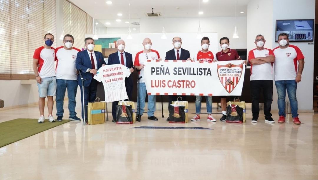 Desplazamiento partido Elche C.F contra el Sevilla F.C