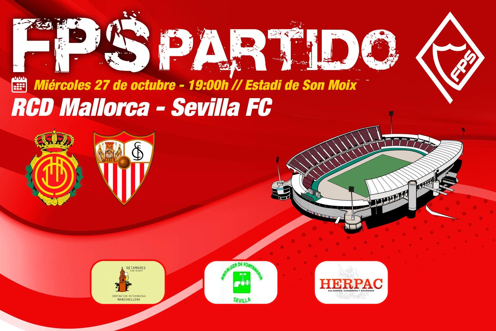 Entradas para el Mallorca-SevillaFC