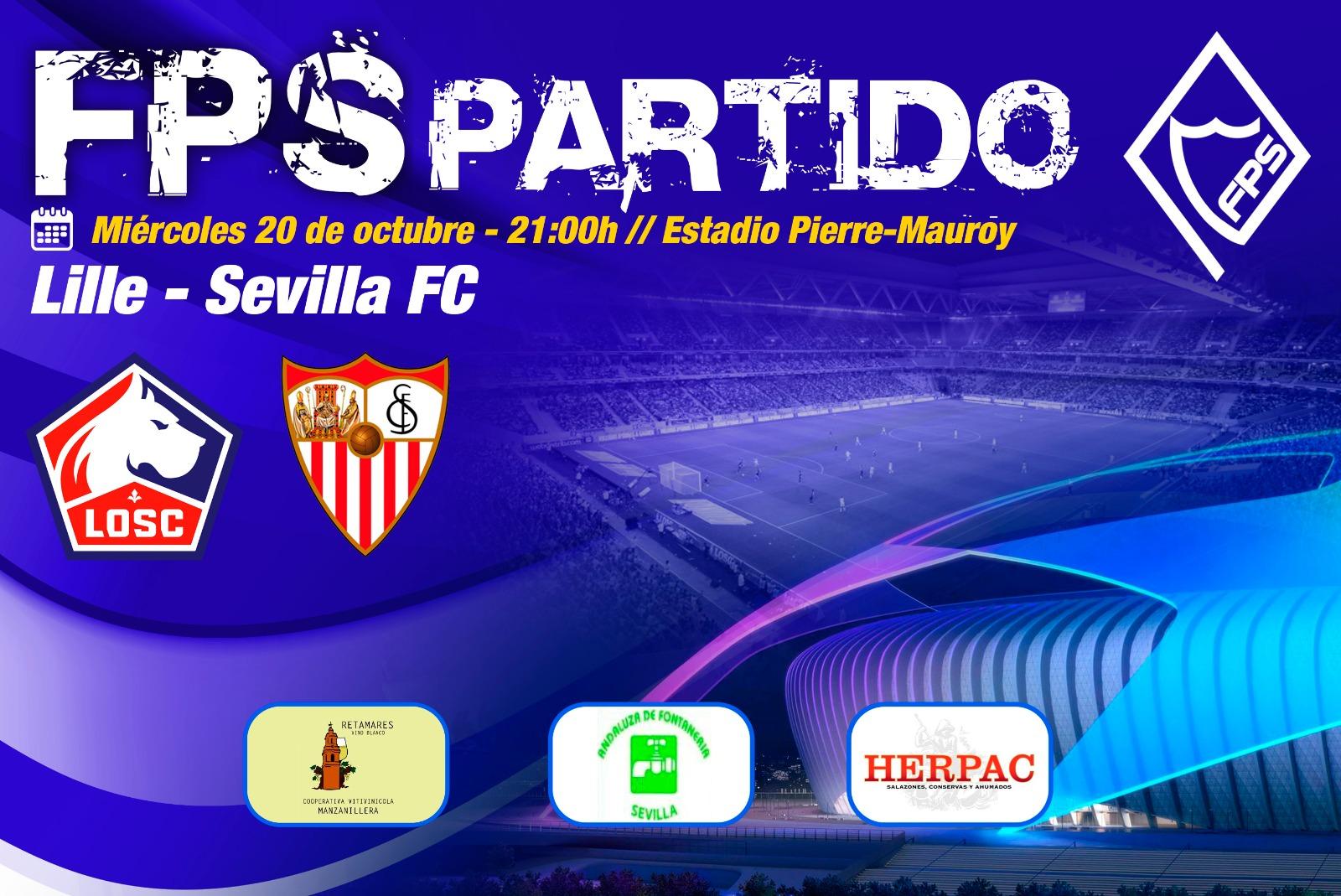 Entradas para el LOSC Lille-SevillaFC